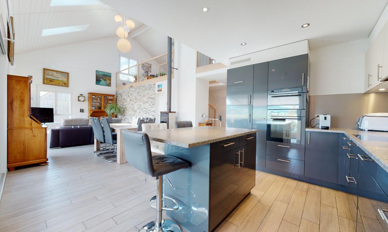 Appartement  à vendre à Fribourg Farvagny-le-Petit