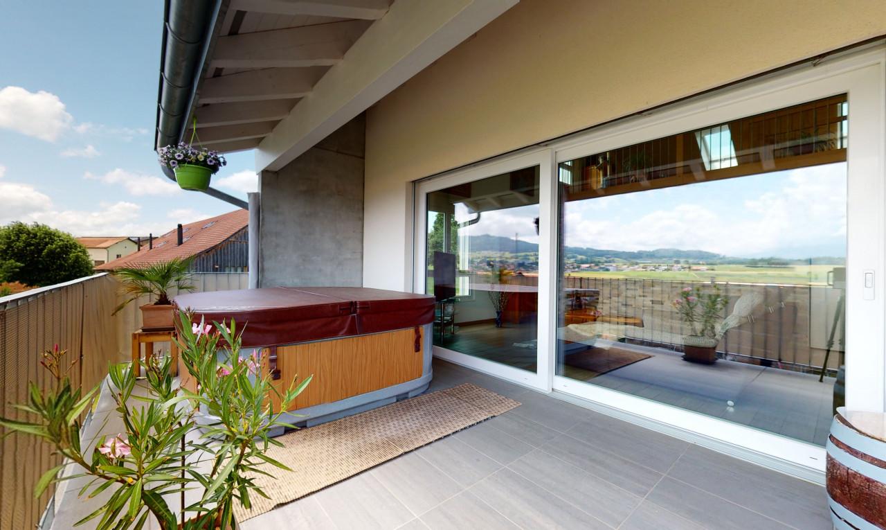 Achetez-le Appartement dans Fribourg Farvagny-le-Petit