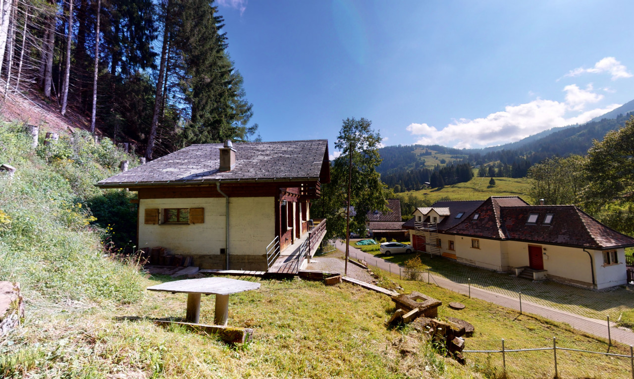 Buy it House in Fribourg Plaffeien