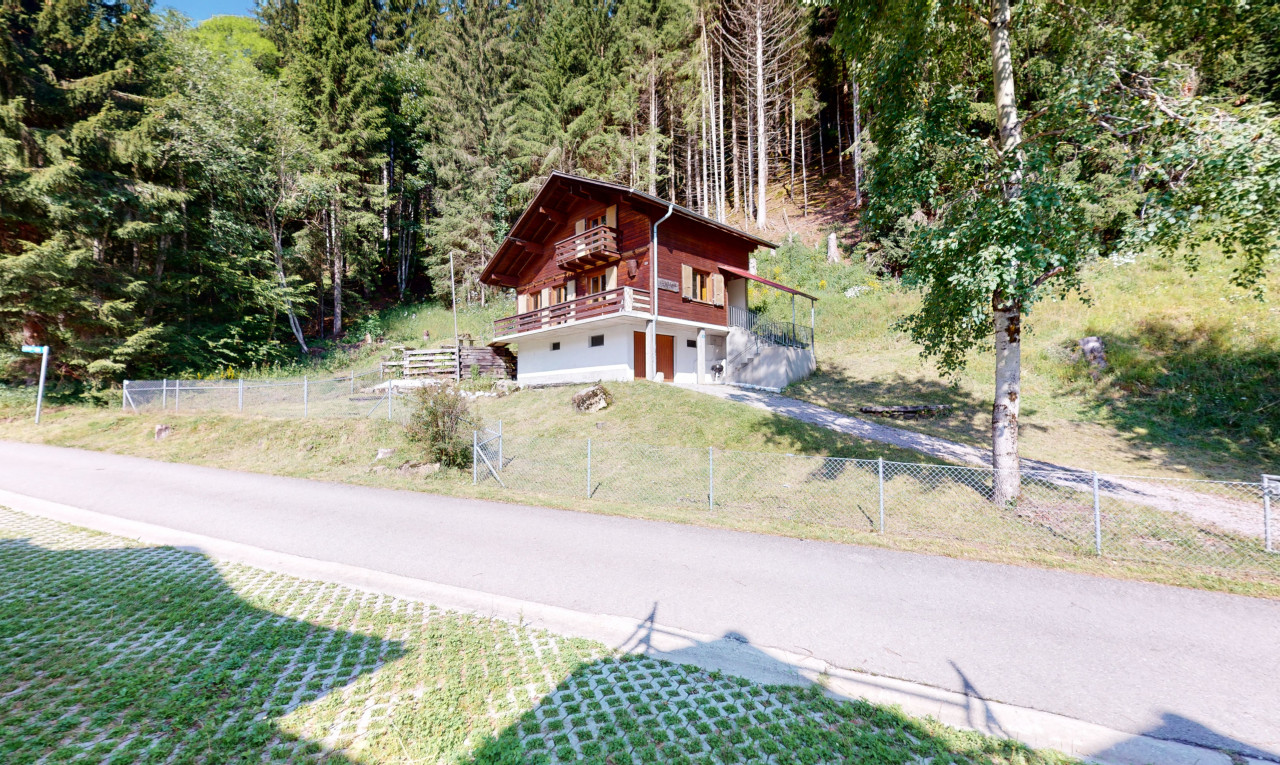 House  for sale in Fribourg Plaffeien
