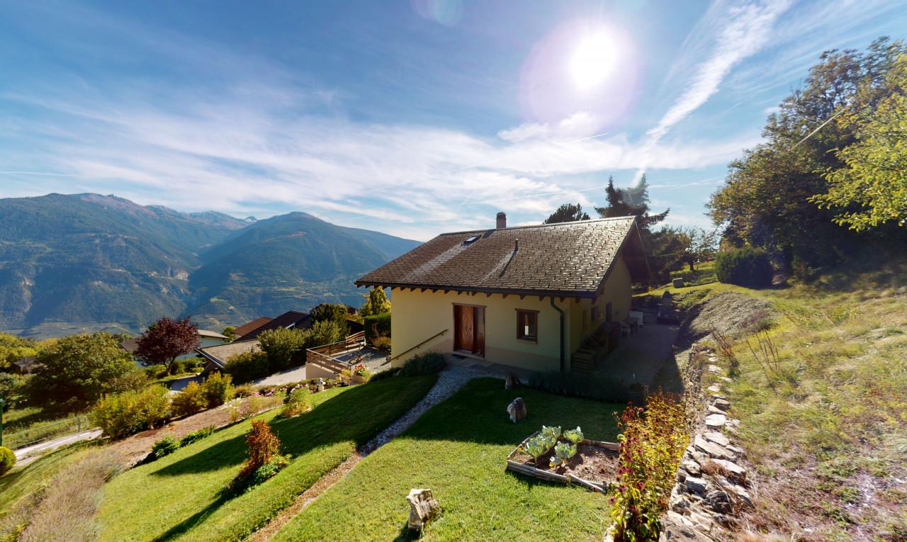 Maison à vendre à Valais Chermignon d'en-haut