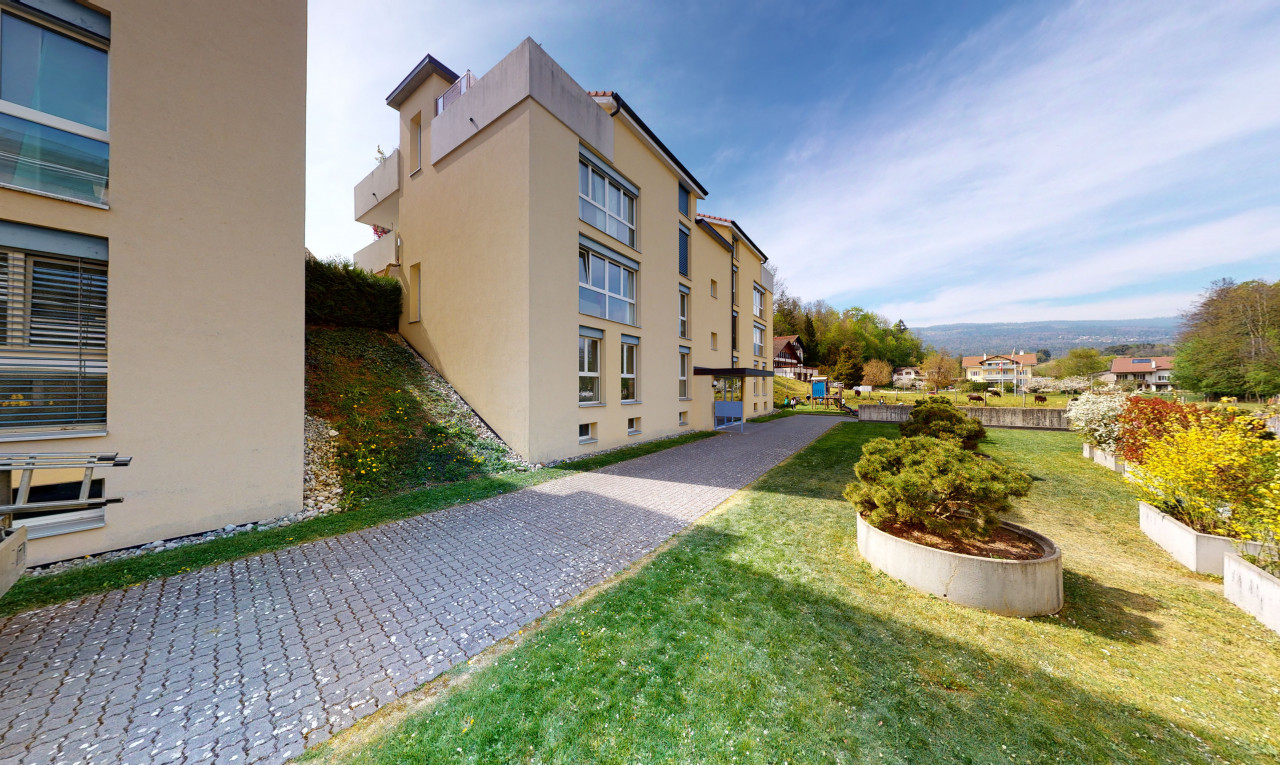 Appartement à vendre à Neuchâtel Cortaillod