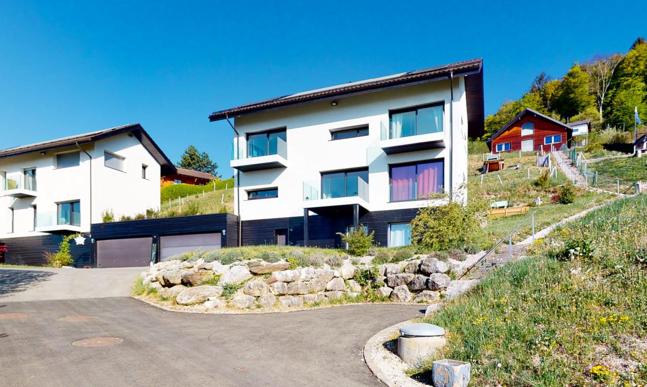 Maison  à vendre à Vaud Villars-Burquin