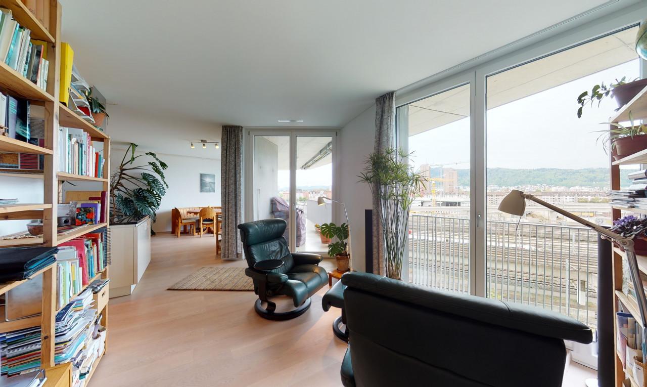 Achetez-le Appartement dans Zürich Zurich