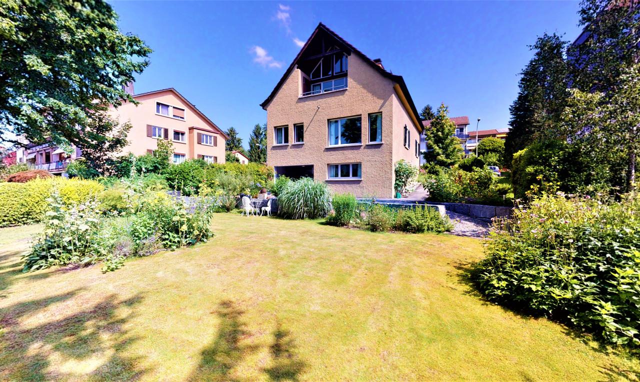 Haus zu verkaufen in Zürich Oberengstringen