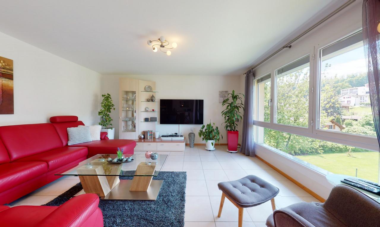Appartement à vendre à Fribourg Courtepin
