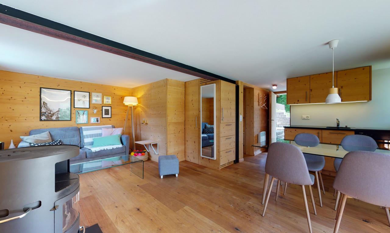 Achetez-le Maison dans Valais Bovernier