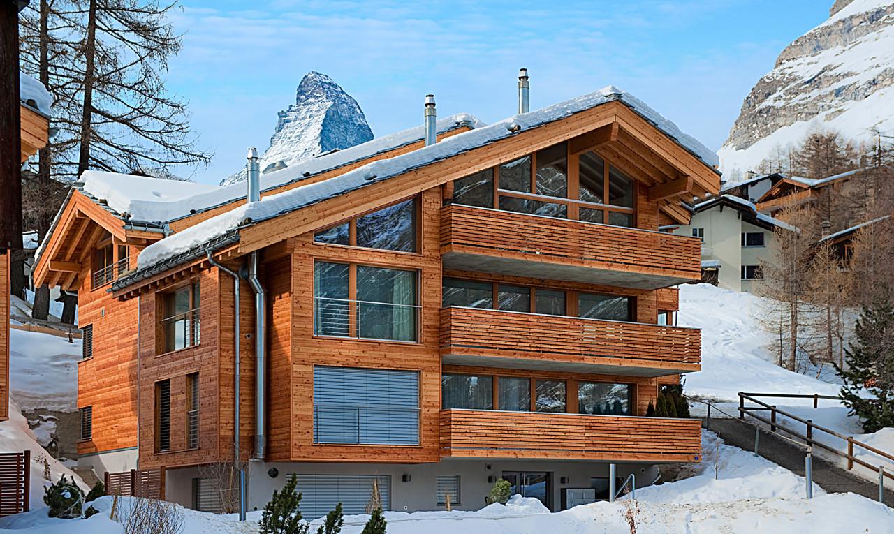 Wohnung zu verkaufen in Wallis Zermatt