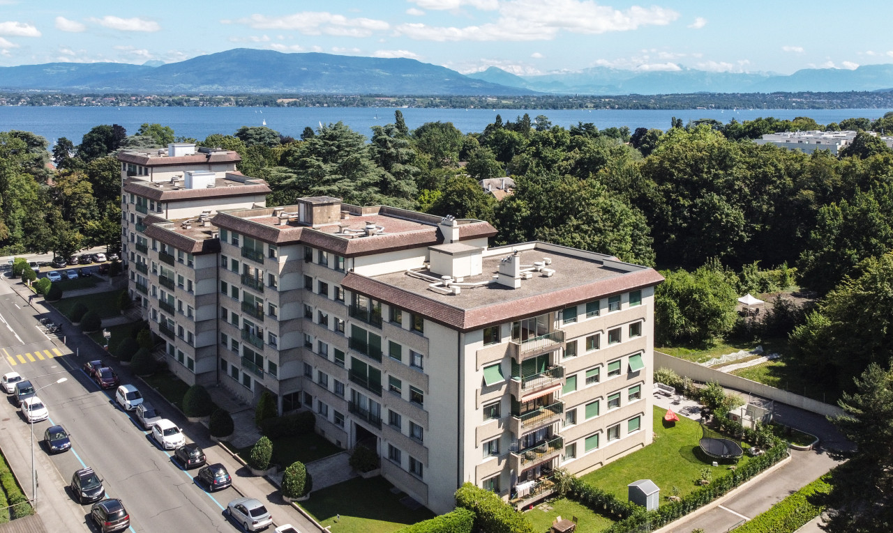 Achetez-le Appartement dans Genève Versoix