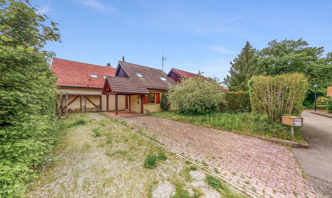 House  for sale in Geneva Athenaz (Avusy)