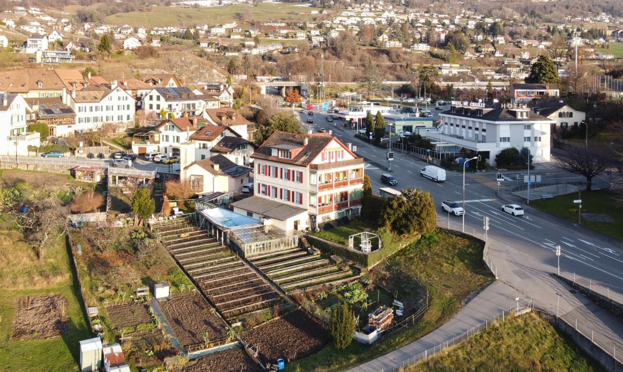 Immeuble de rendement à vendre à Vaud Chailly-Montreux