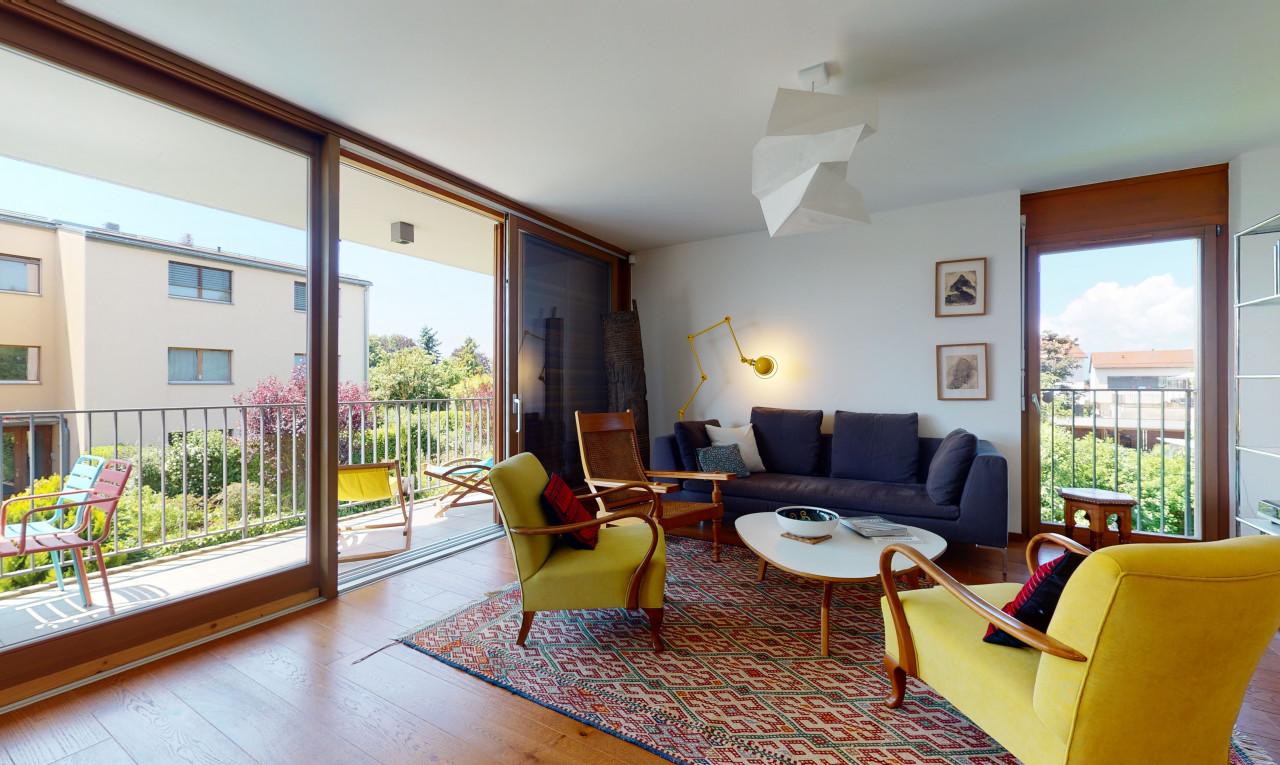 Achetez-le Appartement dans Genève Gy
