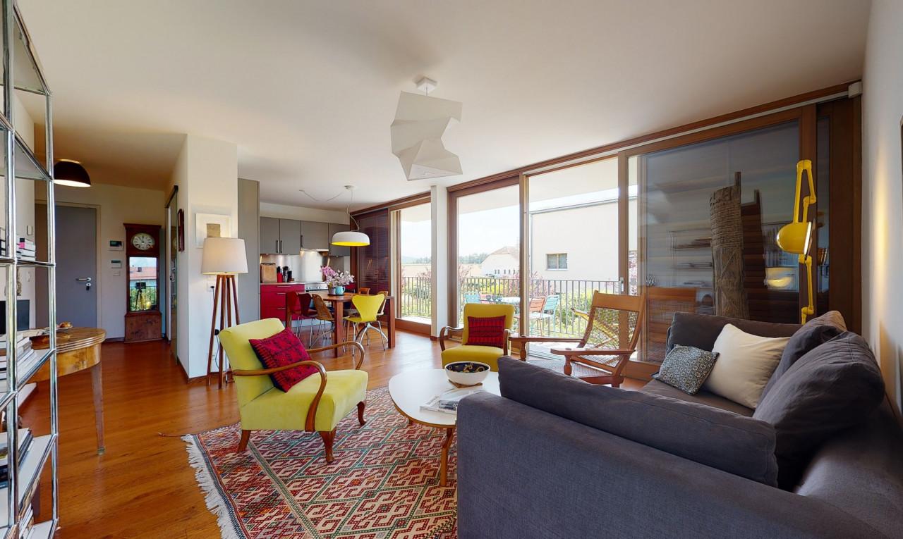 Appartement à vendre à Genève Gy