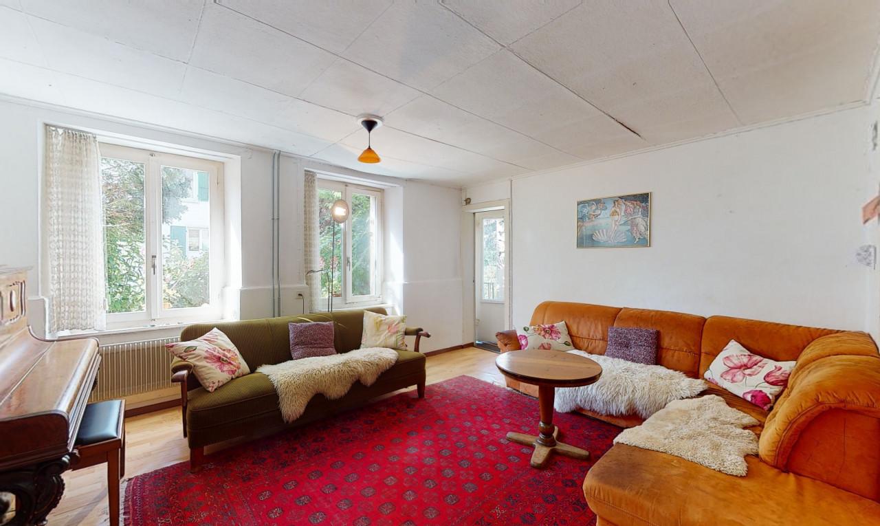 Kaufen Sie Haus in Solothurn Hägendorf