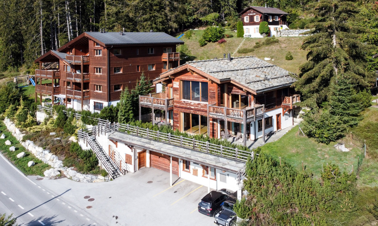 Buy it House in Valais Crans-Montana