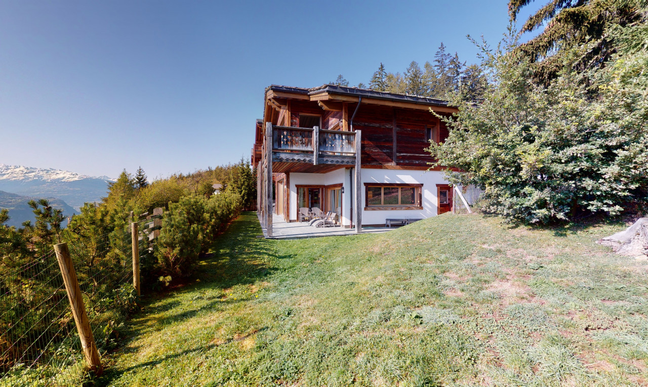 House  for sale in Valais Crans-Montana
