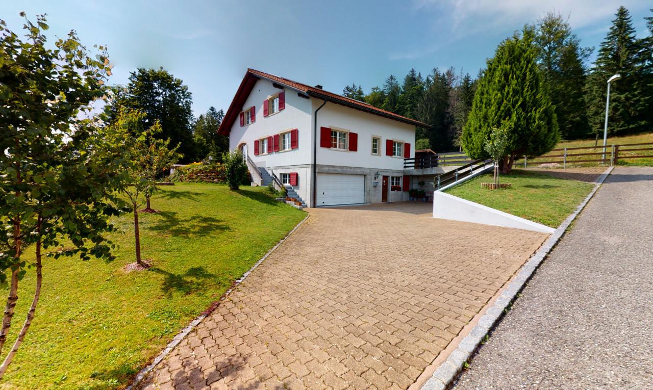 House  for sale in Jura Lajoux JU