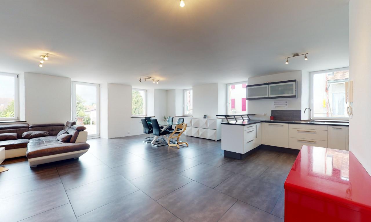 Achetez-le Maison dans Vaud Mathod