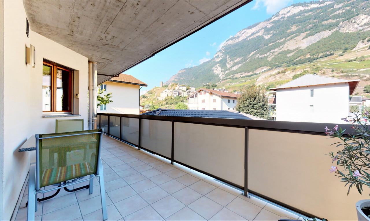 Appartement  à vendre à Valais Saillon