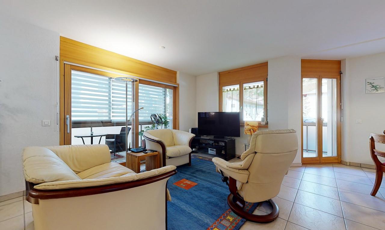 Achetez-le Appartement dans Valais Saillon