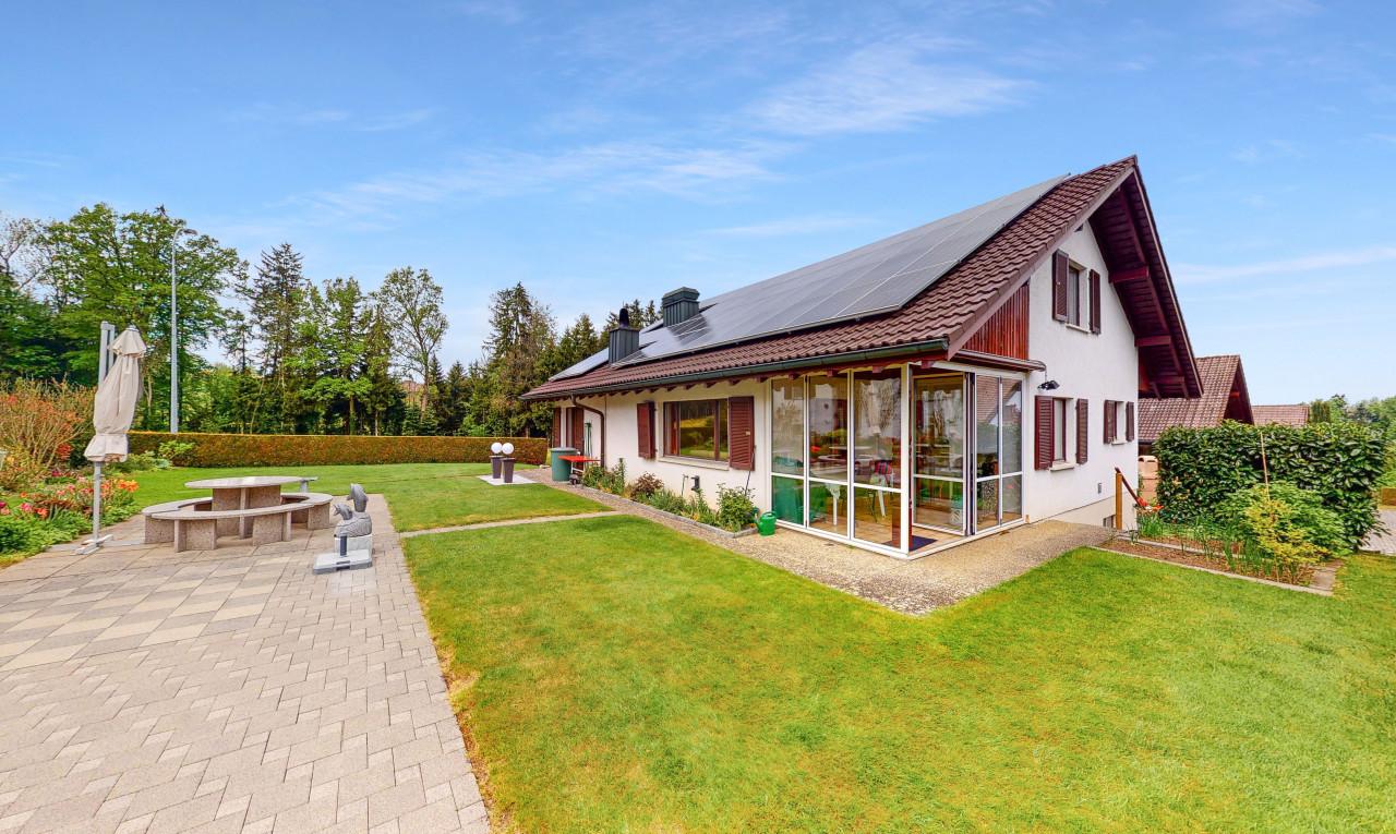 Kaufen Sie Haus in St. Gallen Berg SG