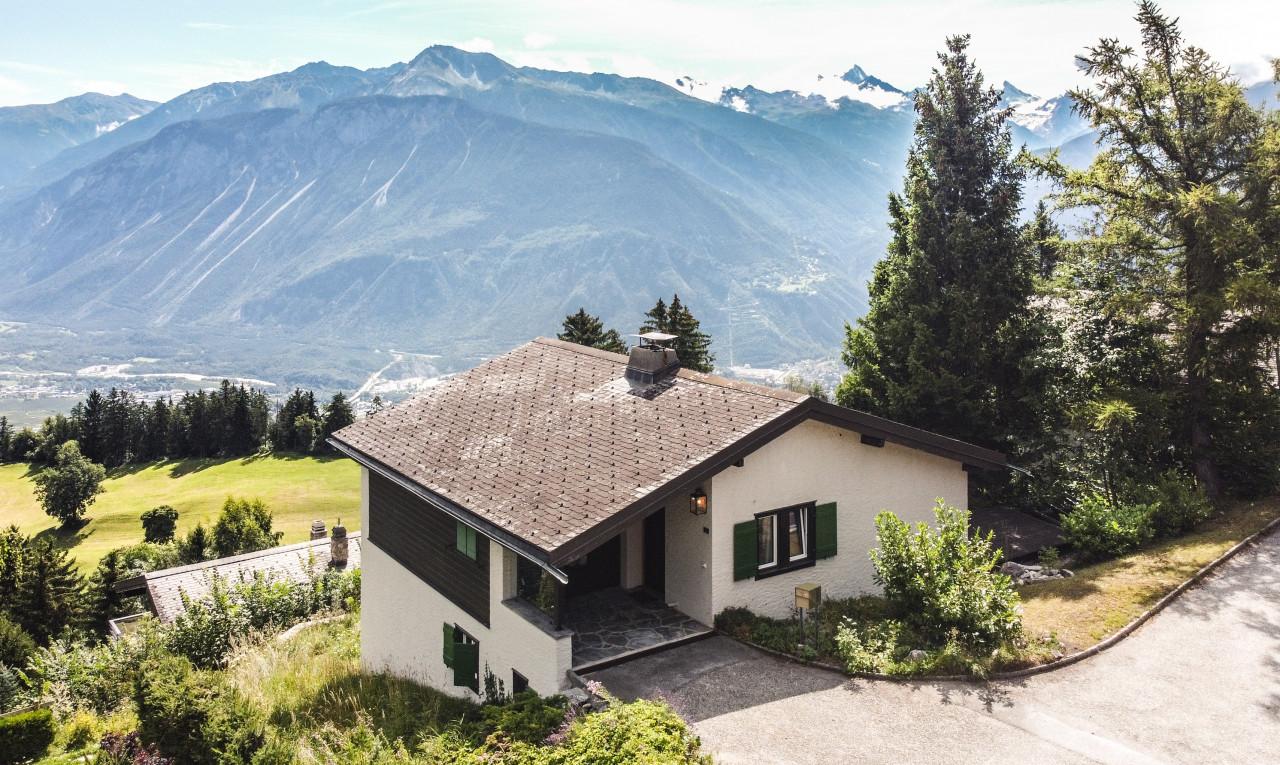 Maison  à vendre à Valais Crans-Montana