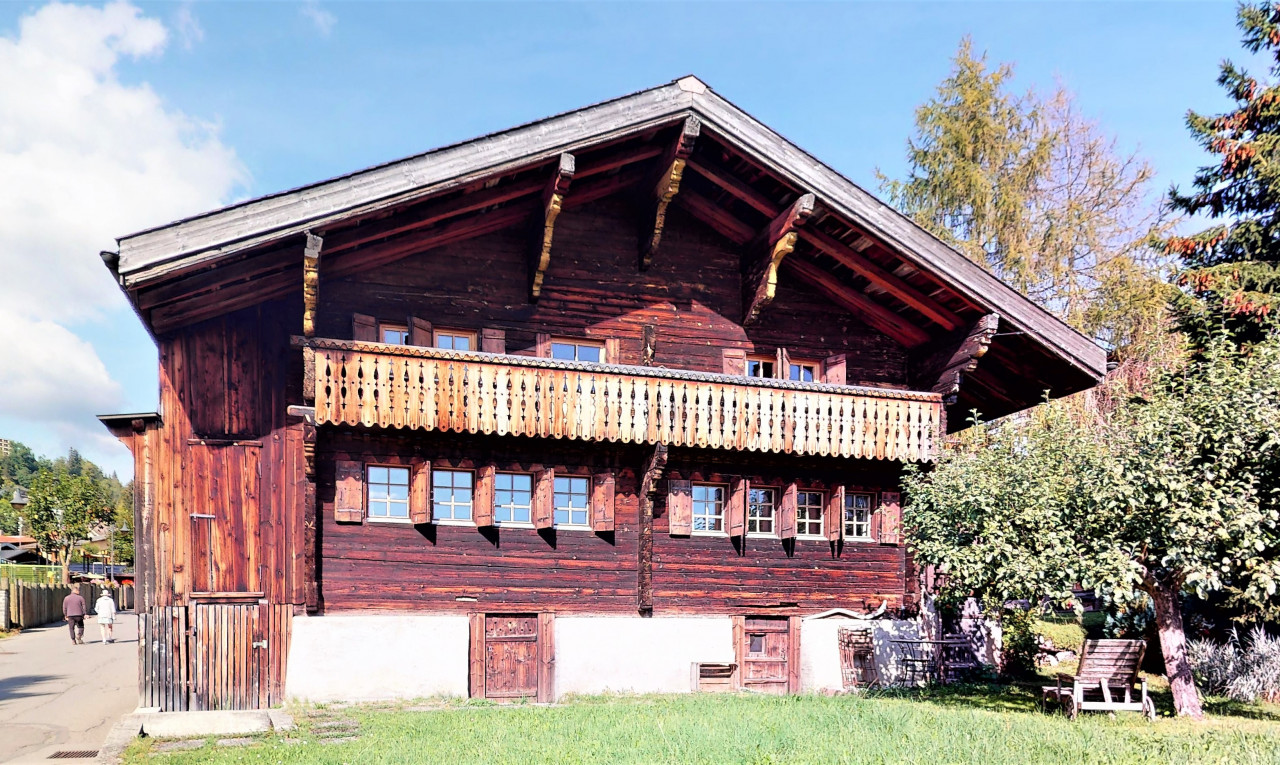 House  for sale in Vaud Leysin
