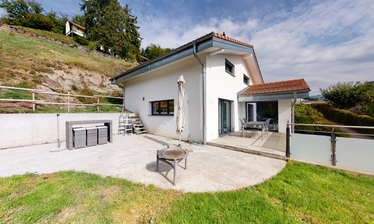 Maison  à vendre à Vaud Jongny