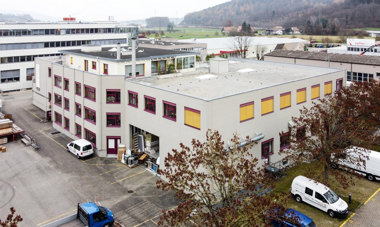 Gewerblich zu verkaufen in Aargau Oberentfelden