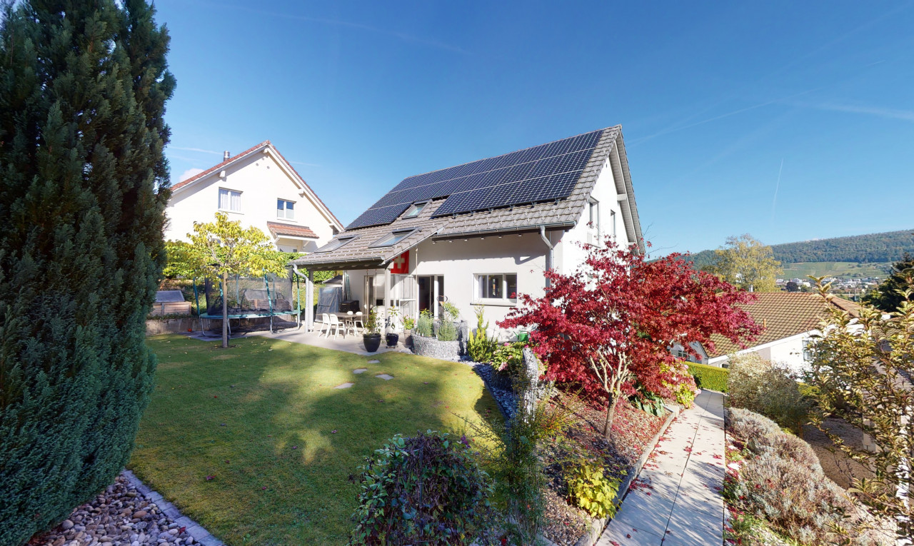 House  for sale in Argovia Neuenhof