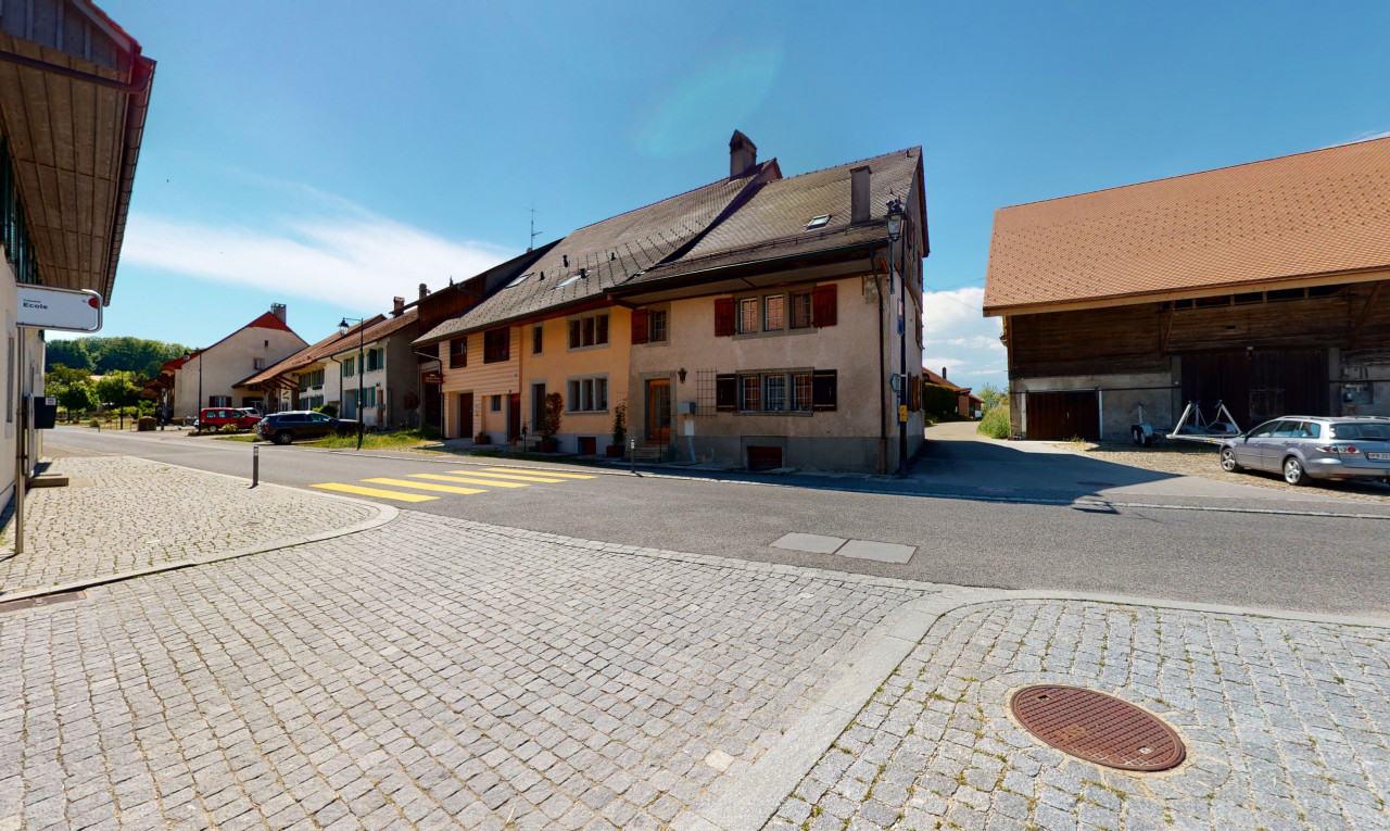 Buy it House in Fribourg Vuissens