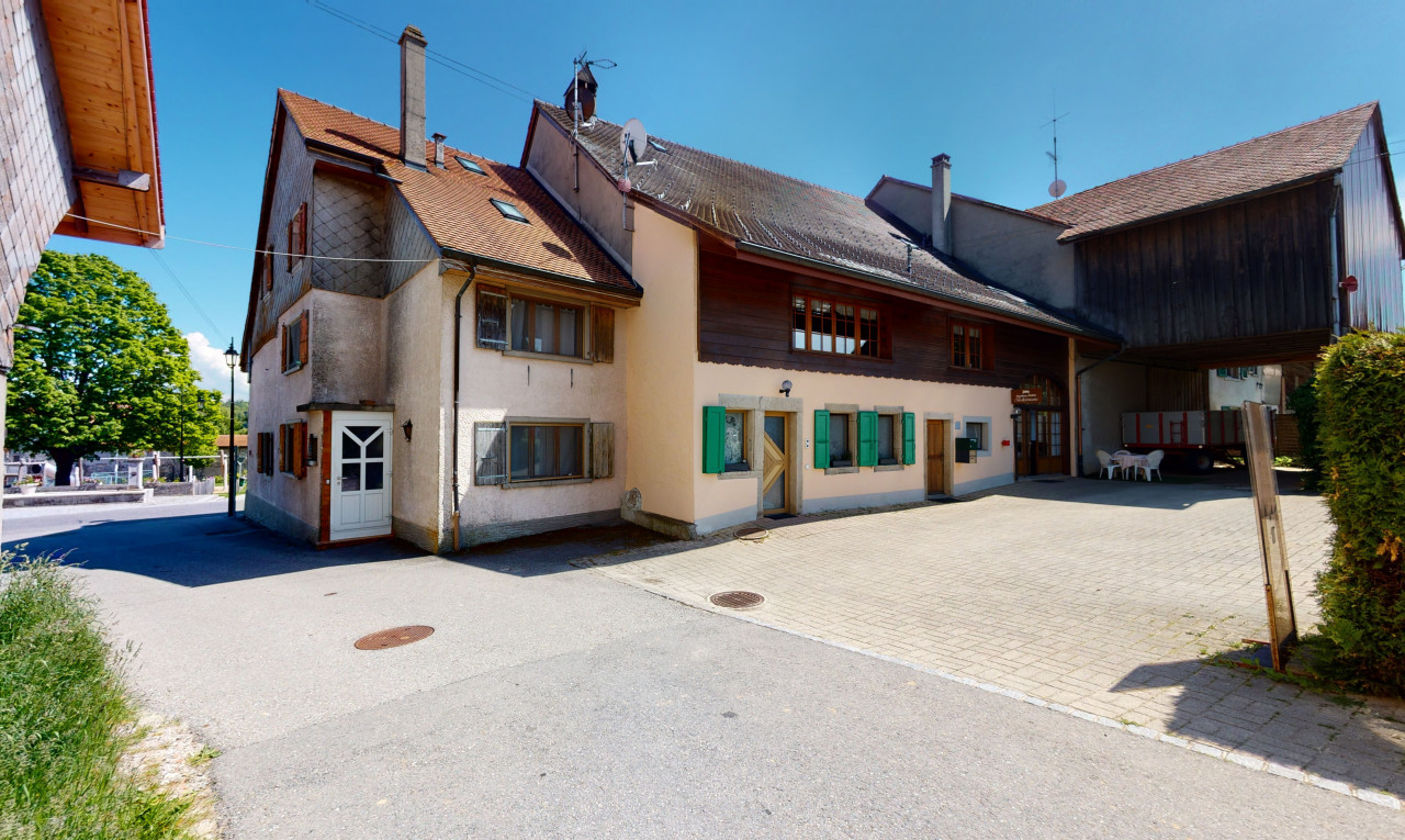 House  for sale in Fribourg Vuissens