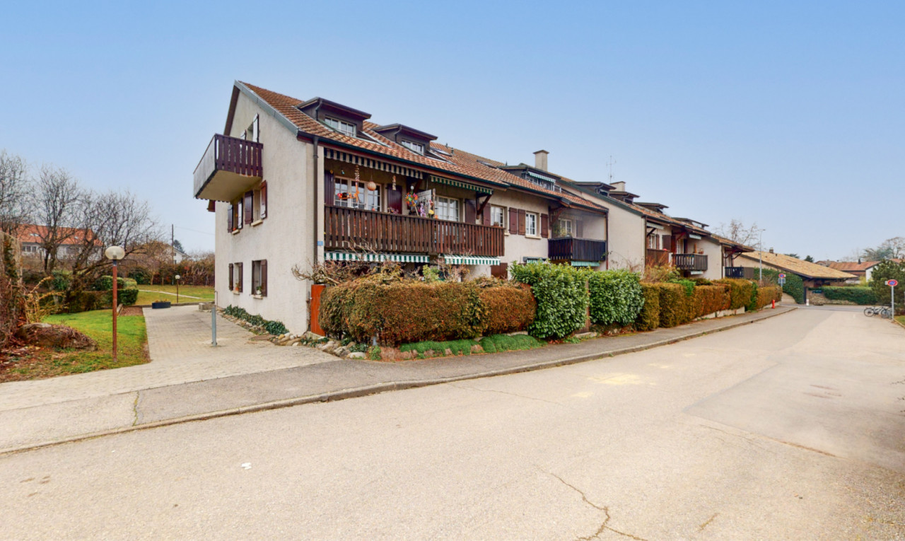 Apartment  for sale in Geneva Choulex