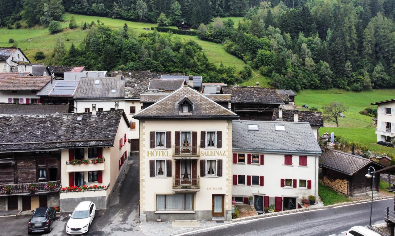 Maison  à vendre à Valais Praz-de-Fort