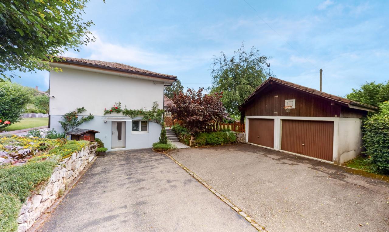 Kaufen Sie Haus in Bern Lamboing