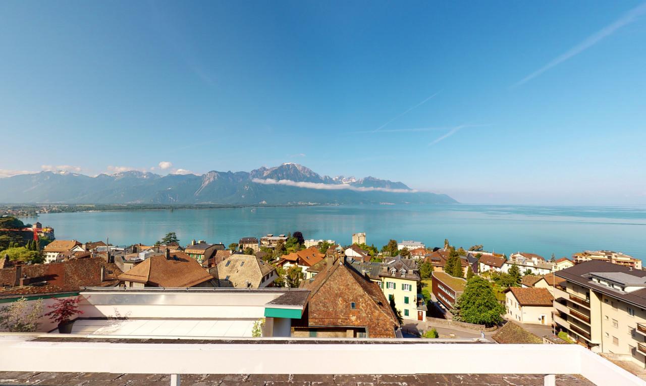 Appartement à vendre à Vaud Veytaux