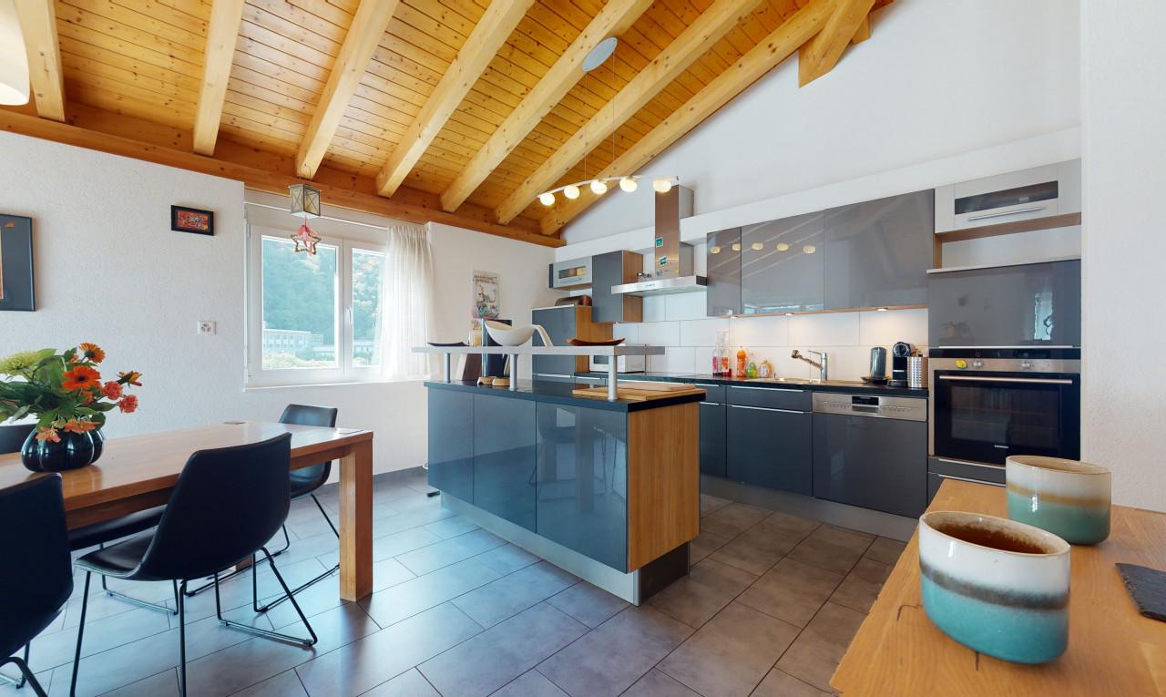 Achetez-le Appartement dans Valais Vernayaz