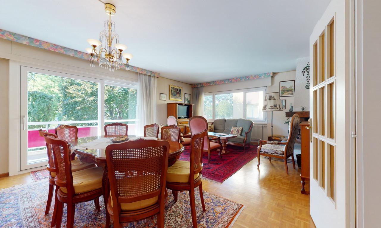 Achetez-le Appartement dans Valais Monthey