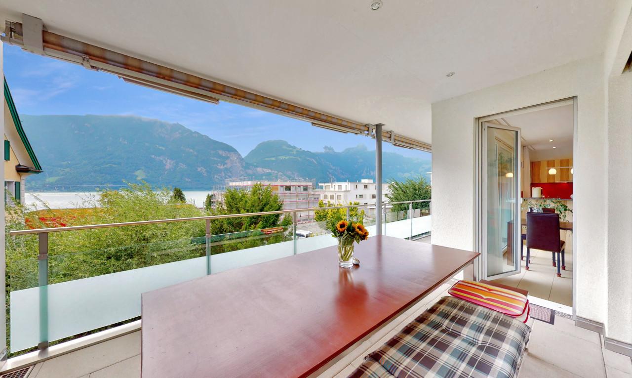 Wohnung zu verkaufen in Uri Flüelen