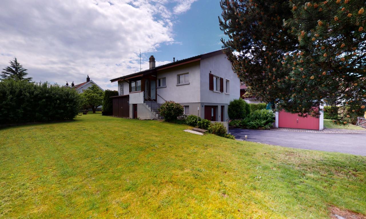 Haus zu verkaufen in Bern Seedorf BE
