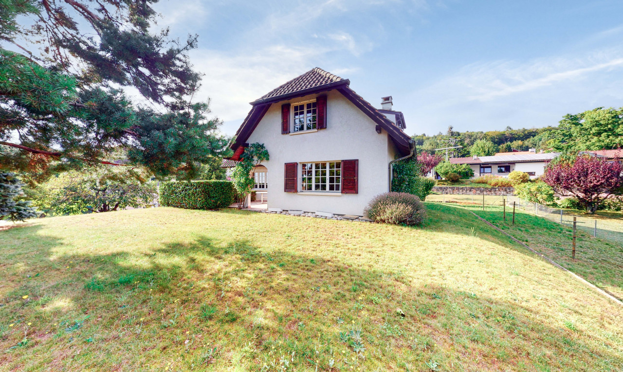 Maison  à vendre à Vaud Genolier