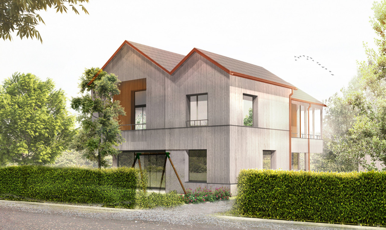 House  for sale in Geneva Conches
