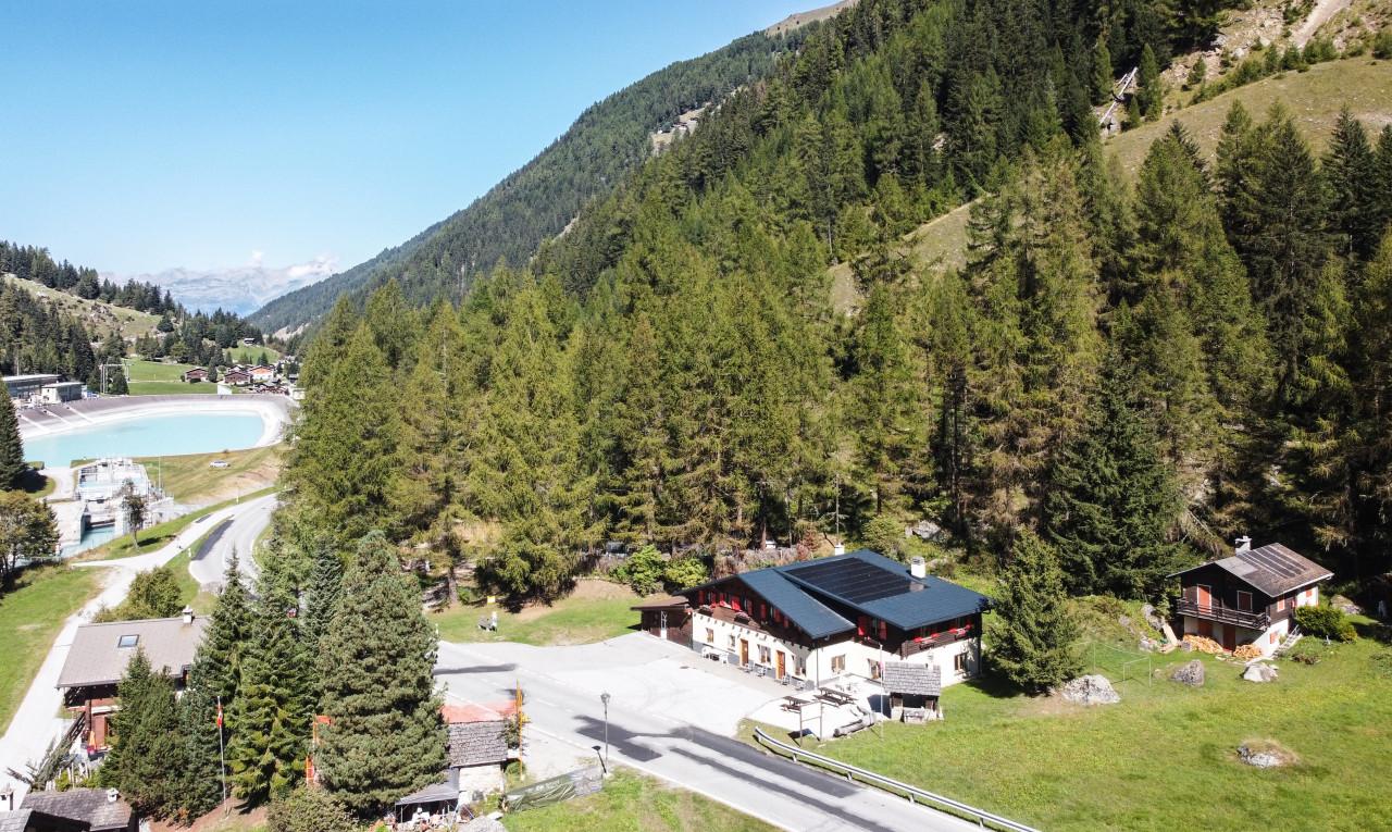 Haus zu verkaufen in Wallis Zinal