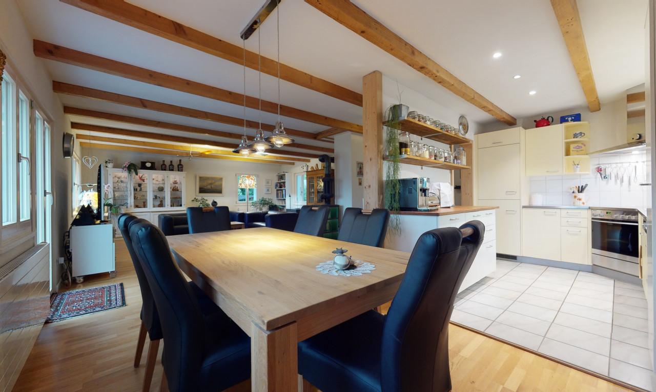 Achetez-le Maison dans Berne Hinterkappelen