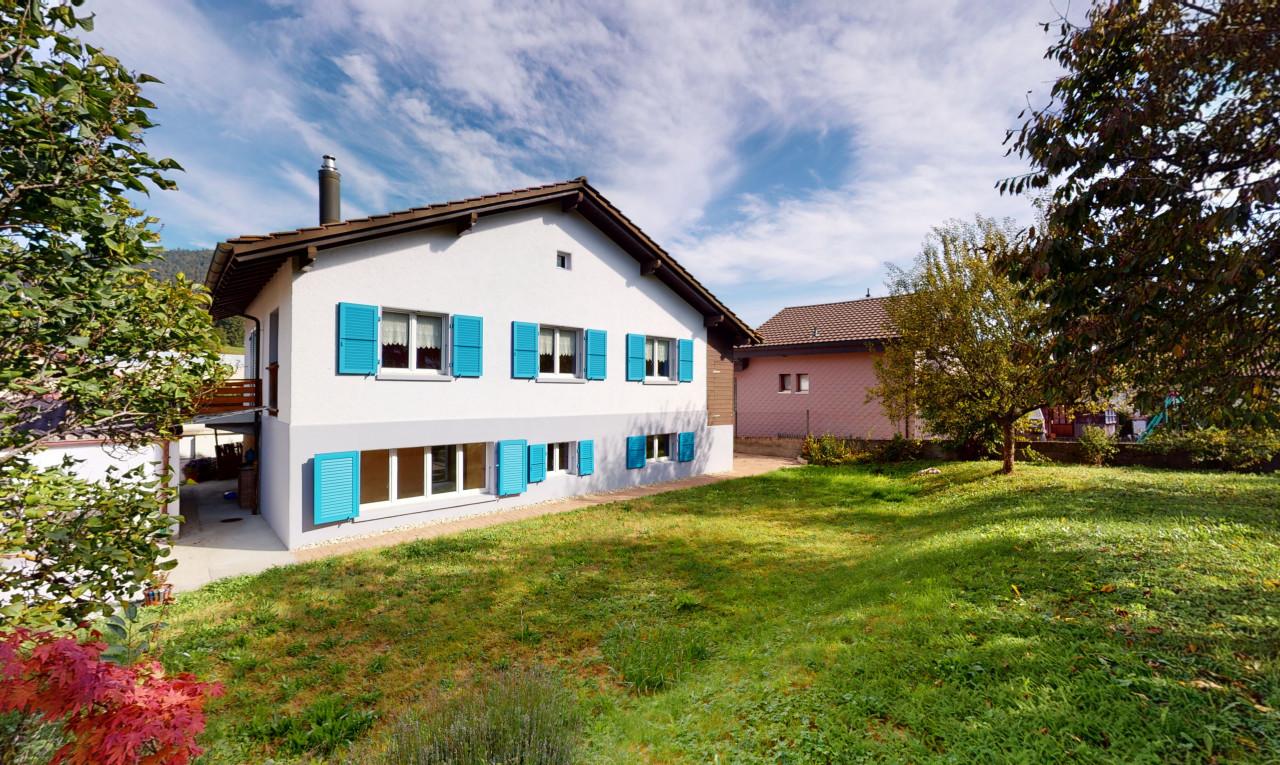 Haus zu verkaufen in Bern Reconvilier