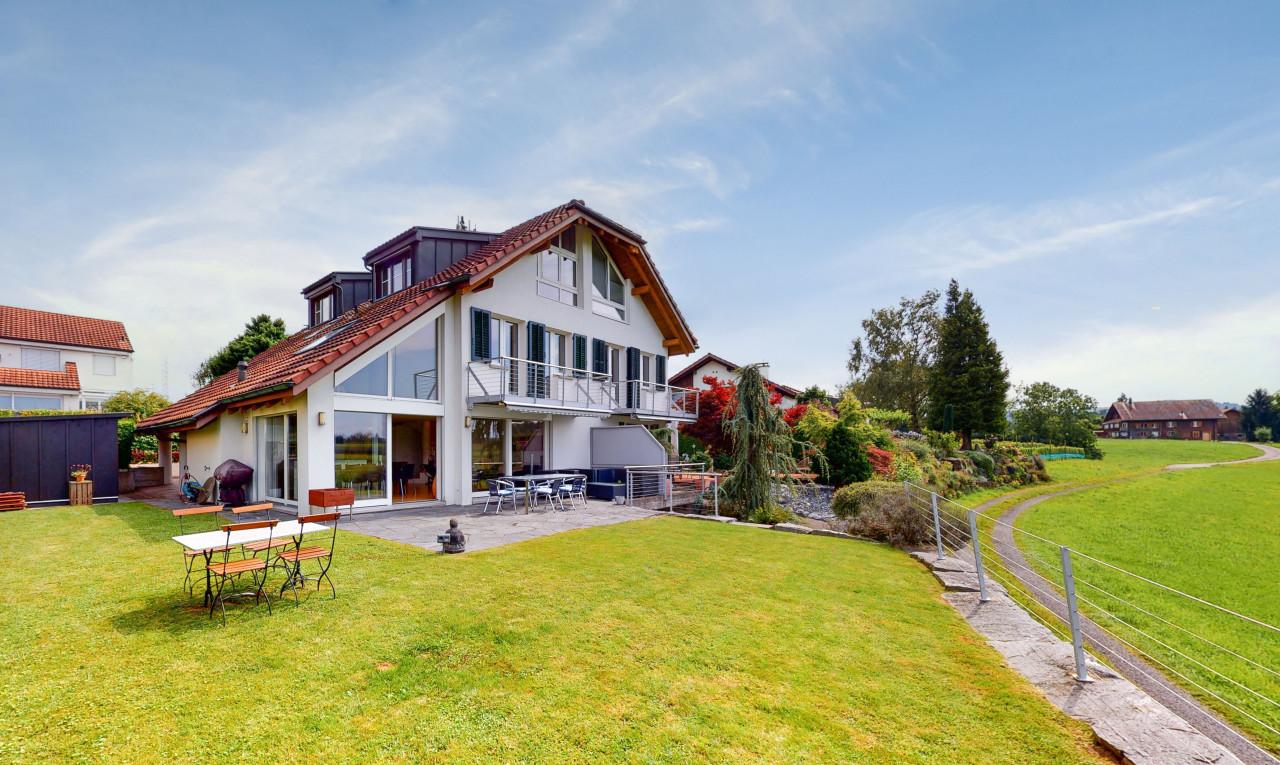 Haus zu verkaufen in Zug Hünenberg