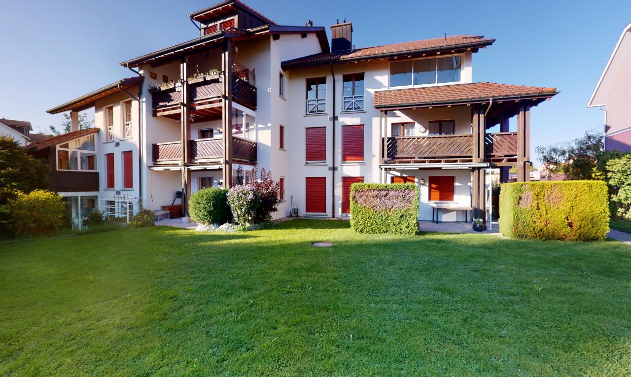 Wohnung zu verkaufen in St. Gallen Kirchberg SG