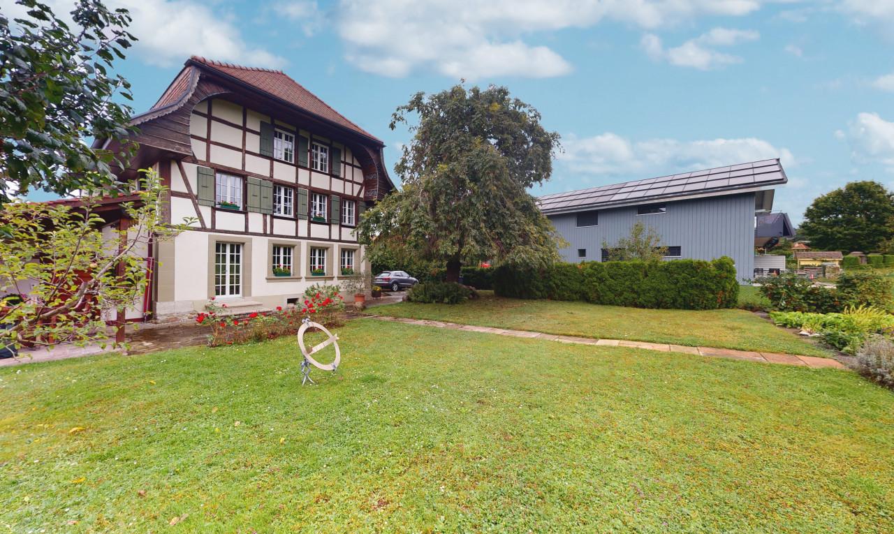 Maison à vendre à Fribourg Guschelmuth