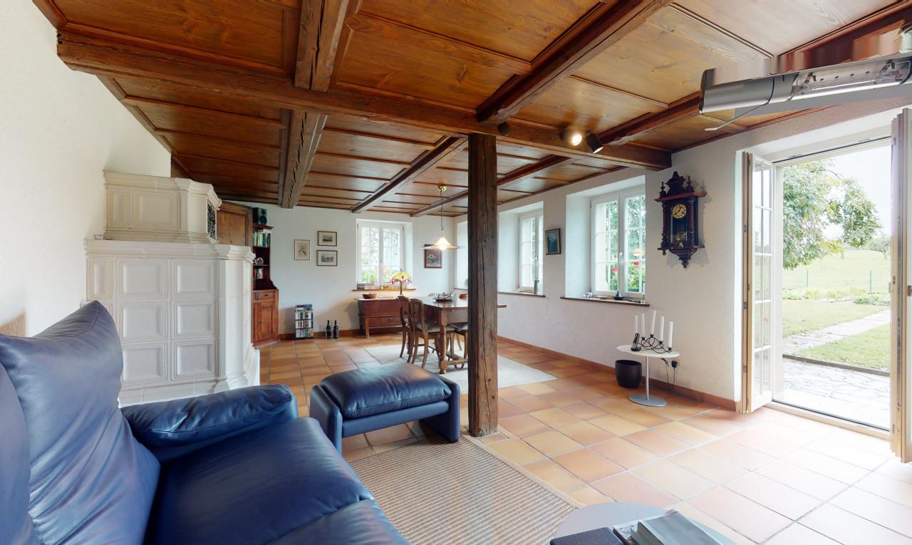 Achetez-le Maison dans Fribourg Guschelmuth