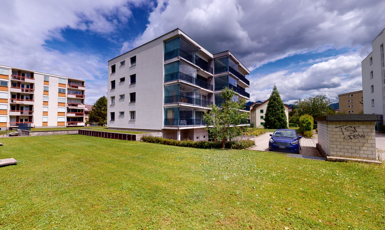 Appartement à vendre à Fribourg Bulle